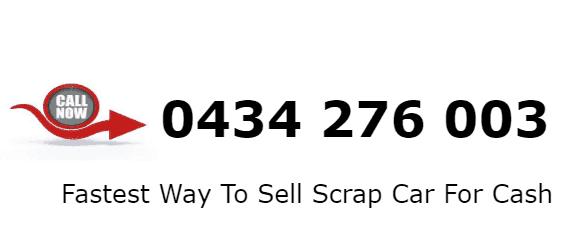 Sell Scrap Car For Cash in Newcaslte